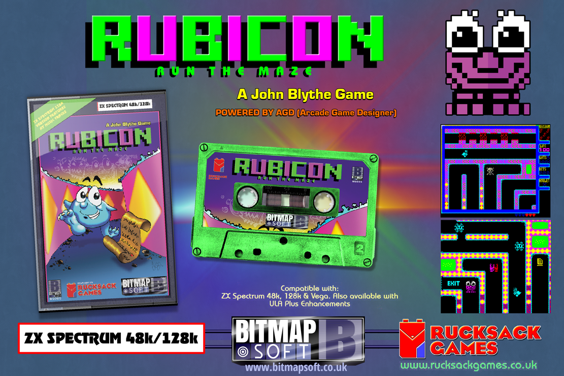 Rubicon – Coming Soon