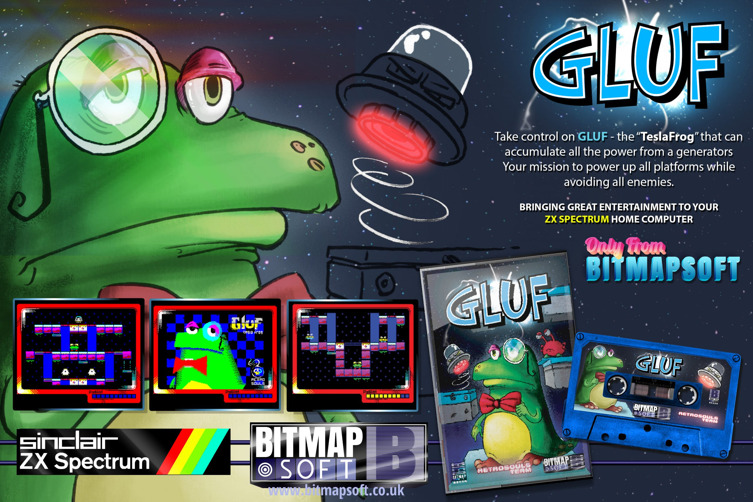 Gluf – Out Now.