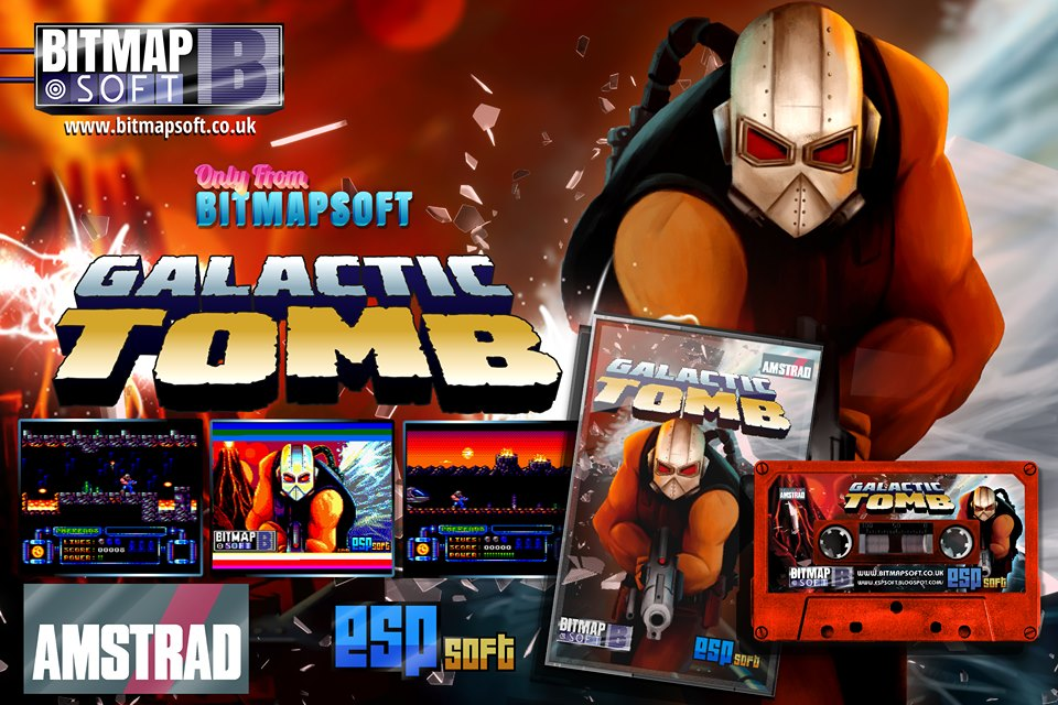 Galactic Tomb – Out Now!