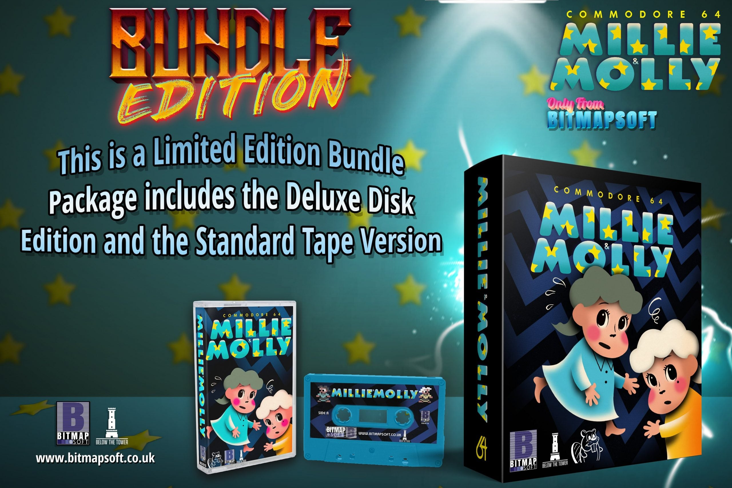 Millie and Molly Bundle Edition