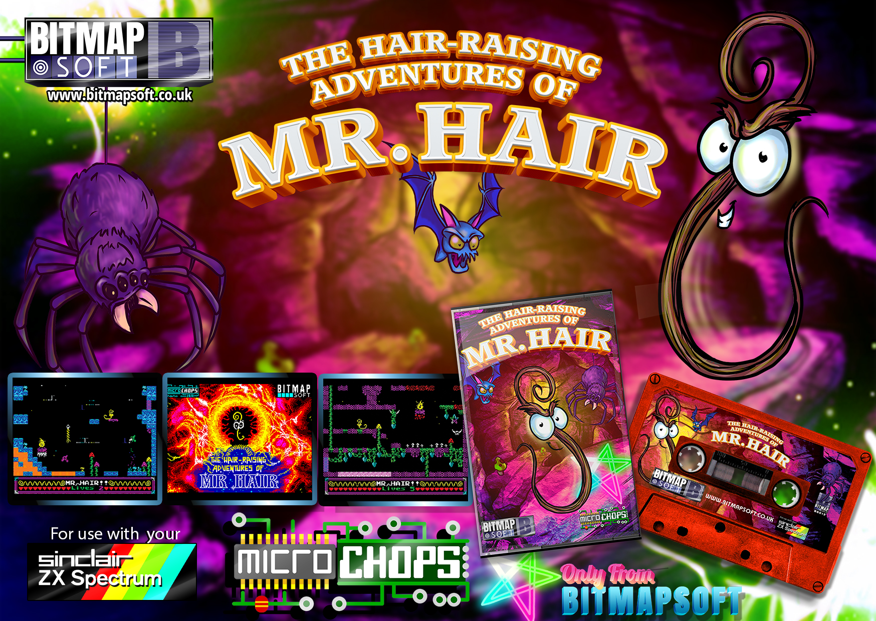 Mr Hair – Out Now!