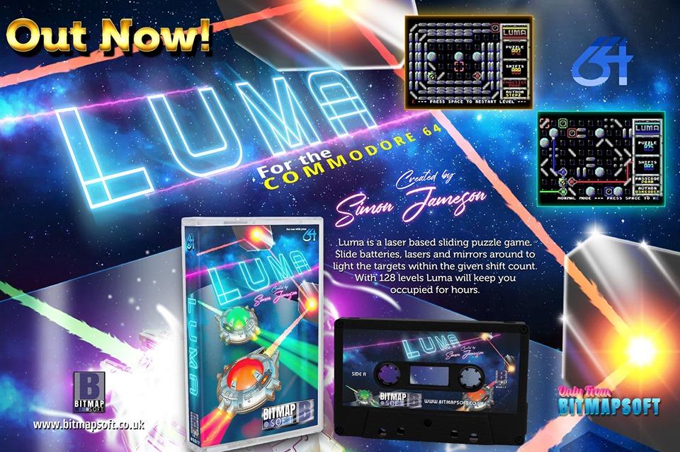 Luma – Out Now!