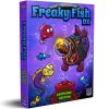 Freaky Fish - Deluxe Edition - C64 Cartridge